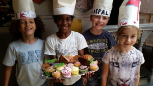 3SM Cakes for Nepal