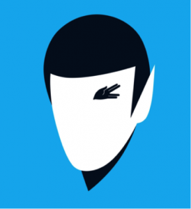 Spock - limited edition screen print