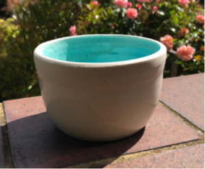 White Porcelain Small Bowl