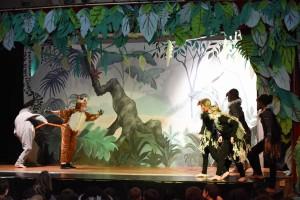 JB vultures balou mowgli