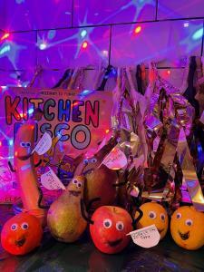Kitchen Disco by Lola-Mae
