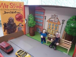 Mr Stink by Ye-Lim