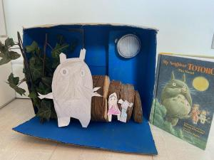 My Neighbour Totoro by Tabitha