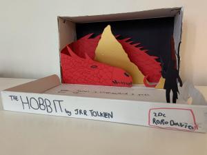 The Hobbit by RoRo