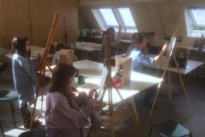 Workshop with James Lloyd