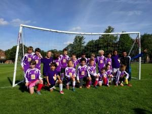 Year 3 Football Festival Highgate School
