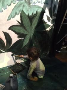 jungle book set painting 3